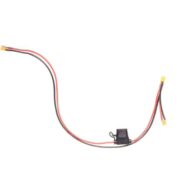 Kábel na externú batériu / Y kábel